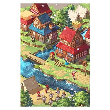 Legpuzzel Speeltjes Huis Hout Unisex Stuks