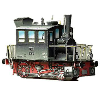 لعبة سيارات قطع تركيب3D تركيب قطار ألعاب Train 3D اصنع بنفسك مواد تأثيث محاكاة غير محدد قطع