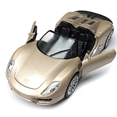 لعبة سيارات سيارات الصب ألعاب دراجة نارية ألعاب محاكاة مستطيل حصان سبيكة معدنية الحديد قطع غير محدد الفتيان هدية