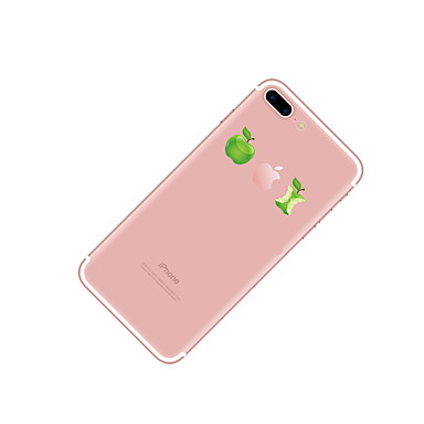 Plus iPhone Morbido 8 animati 8 Per iPhone Apple TPU iPhone Transparente X Plus 06038574 Custodia retro Per per iPhone 8 X iPhone iPhone disegno Cartoni 8 Fantasia xq4Ywa8a