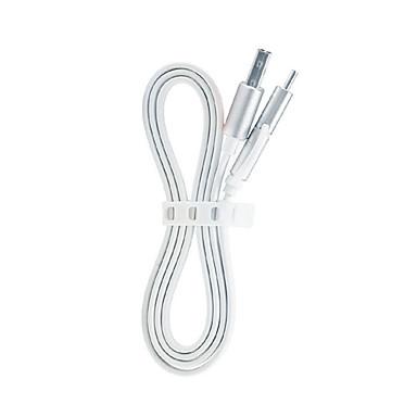 USB 2.0 Type-C vergoldet Schnelle Aufladung Transportabel High-Speed Kabel FürMacBook MacBook Air MacBook Pro Samsung Huawei Sony Nokia