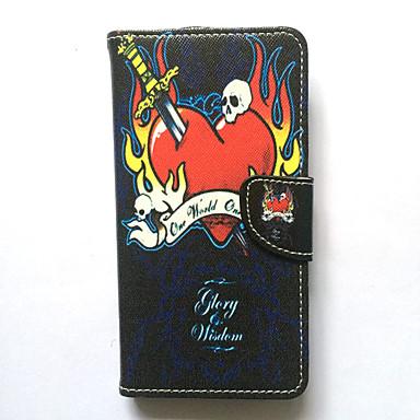 Caz pentru galaxie samsung primă primă de bază prim-caz acoperă card portmoneu portofel cu stand flip model plin corp caz inima hard pu