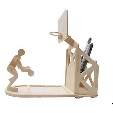 Puzzle 3D Puzzle Μοντέλα και κιτ δόμησης Other 3D Reparații Lemn natural Clasic Unisex Cadou