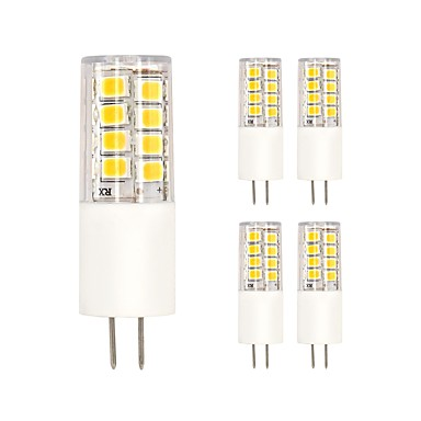 3W G4 2-pins LED-lampen T 35 leds SMD 2835 Warm wit Koel wit 220lm 2800-3500;5000-6500