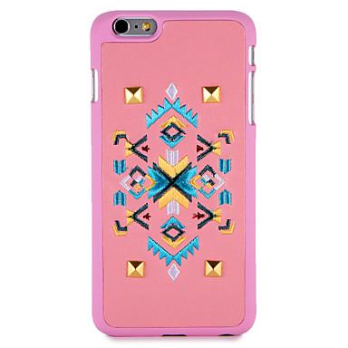 Hülle Für Apple iPhone 7 Plus iPhone 7 Muster Rückseite Geometrische Muster Hart PC für iPhone 7 Plus iPhone 7 iPhone 6s Plus iPhone 6s