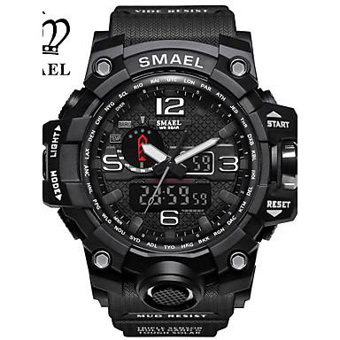 6188b0adfe7 cheap Digital Watches-SMAEL Men  039 s Sport Watch Military Watch Digital  Watch · SMAEL Men s ...