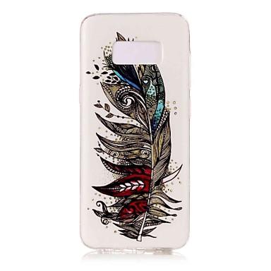 hoesje Voor Samsung Galaxy S8 Plus S8 Glow in the dark Patroon Achterkant Dromenvanger Zacht TPU voor S8 Plus S8
