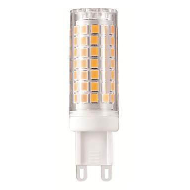 5W G9 2-pins LED-lampen T 88 LEDs SMD 2835 Decoratief Warm wit Natuurlijk wit Wit 500-540lm 2800-6500K AC110 AC220V