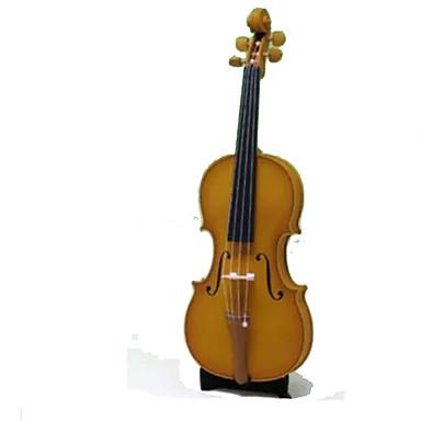 3D-puzzels Bouwplaat Speelgoedinstrumenten Modelbouwsets Papierkunst Speeltjes Vierkant Viool Muziekinstrumenten 3D DHZ Inrichting