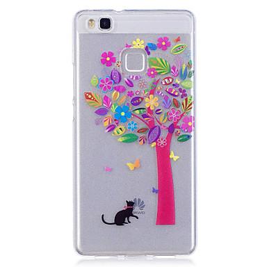 غطاء من أجل هواوي P9 لايت Huawei هواوي P8 لايت IMD نموذج غطاء خلفي قطة شجرة ناعم TPU إلى P10 Lite P10 Huawei P9 Lite Huawei P8 Lite Honor