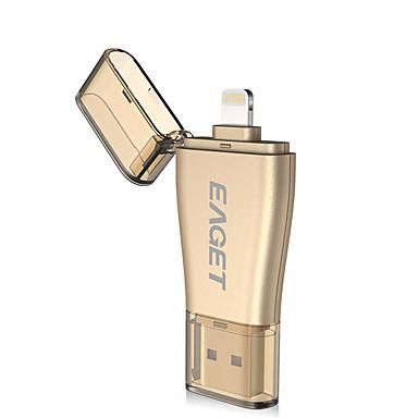 إيجيت i50 32 جرام أوتغ usb3.0 البرق مشفرة مف معتمد محرك فلاش يو القرص ل فون باد الكمبيوتر