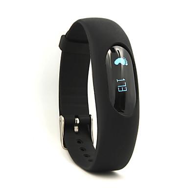 Smart-Armband Wasserdicht Long Standby Verbrannte Kalorien Schrittzähler Übungs Tabelle Touchscreen Distanz Messung Anti-lost