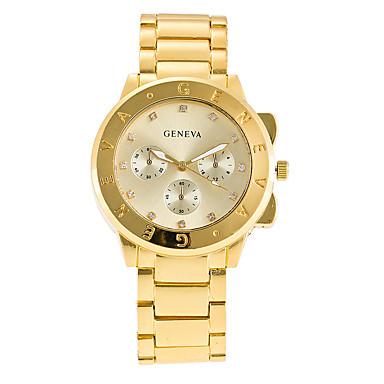 Dames Polshorloge Unieke creatieve horloge Vrijetijdshorloge Dress horloge Modieus horloge Chinees Kwarts Legering Band Amulet Informeel