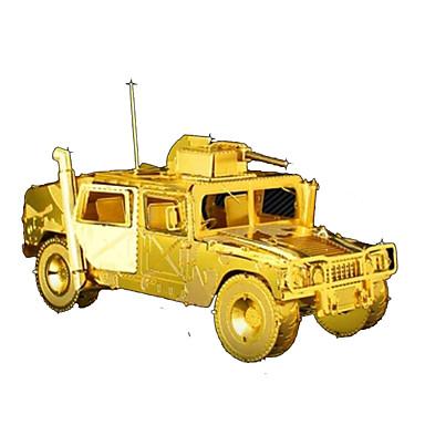 مجموعة اصنع بنفسك قطع تركيب3D تركيب تركيب معدني لعبة سيارات ألعاب عربة حصان شاحنة 3D اصنع بنفسك غير محدد قطع