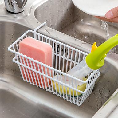 Высокое качество с Нержавеющая сталь Хранение и организация Для дома / Для офиса Кухня Место хранения 1 pcs