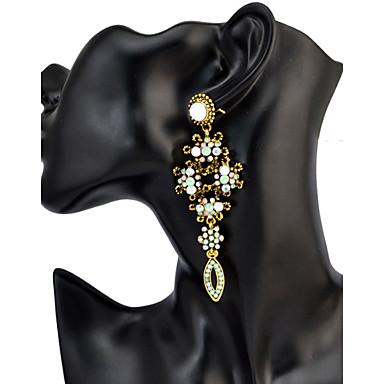 Dames Druppel oorbellen Basisontwerp Uniek ontwerp Vriendschap Multi-ways Wear Euramerican Gothic Movie Jewelry Luxe Sieraden Opvallende