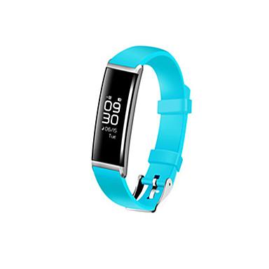 Dames Slim horloge Modieus horloge Digitaal Waterbestendig Rubber Band Zwart Blauw Paars Geel