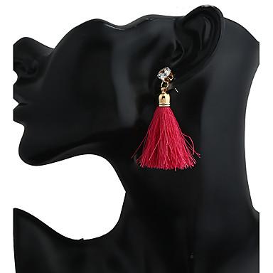 Dames Oorbelsluitingen Druppel oorbellen Ring oorbellen Hangende stijl Modieus Hars Legering Geometrische vorm Sieraden Voor Toneel