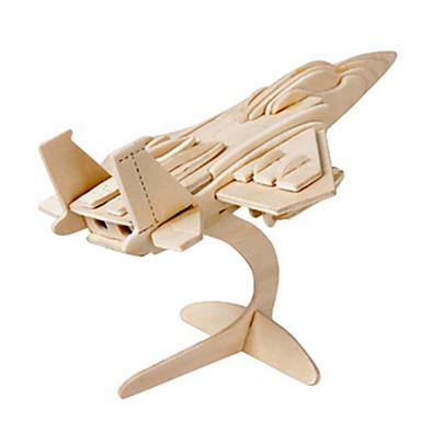 Puzzle 3D Puzzle Modelul lemnului Jucarii Aeronavă Luptător Clădire celebru Arhitectură 3D Reparații Lemn Ne Specificat Unisex Bucăți