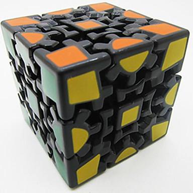 Rubiks kubus Tandwiel 3*3*3 Soepele snelheid kubus Magische kubussen Goochelrekwisiet Educatief speelgoed Puzzelkubus Glanzend