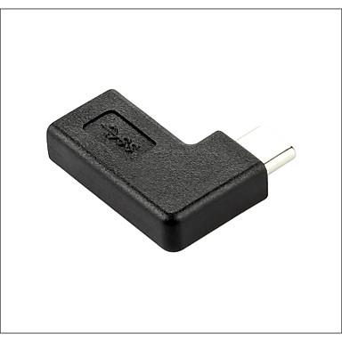 USB 3.1 Typ C Adapter, USB 3.1 Typ C to USB 3.1 Typ C Adapter Male - Female