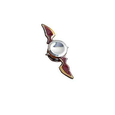 Fidget Spinner Inspiriert von LOL Azai Nagamasa Anime Cosplay Accessoires Ferrolegierung Unisex