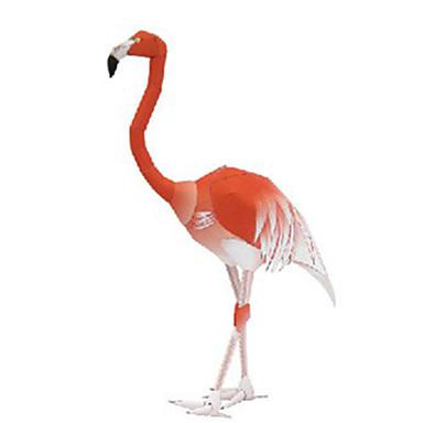 3D - Puzzle Papiermodel Papiermodelle Modellbausätze Vogel Tiere Simulation Heimwerken Hartkartonpapier Klassisch Kinder Jungen Unisex