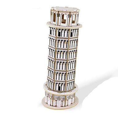 3D-puzzels Legpuzzel Hout Model Speeltjes Beroemd gebouw Architectuur 3D DHZ Hout Niet gespecificeerd Stuks
