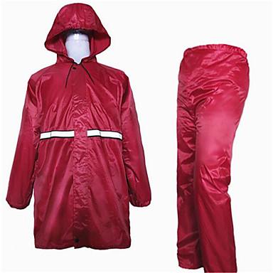 voordelige Motorjacks-Motorkleding Regenjas voor Allemaal Polyesteri Alle seizoenen Waterbestendig / Geurvrij / Regen