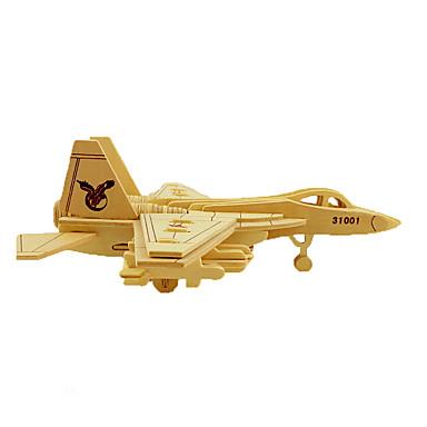 Legpuzzel Houten modellen Modelbouwsets Vliegtuig 3D Simulatie DHZ Puinen Hout Kinderen Unisex Geschenk