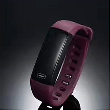 Herrn Smart Uhr digital Silikon Band Schwarz Weiß Blau Lila