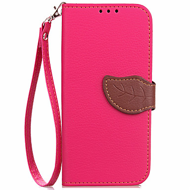 Case For Nokia Lumia 625 / Nokia Lumia 520 / Nokia Lumia 630 Wallet / Card Holder / with Stand Full Body Cases Solid Colored Hard PU Leather for Nokia Lumia 535
