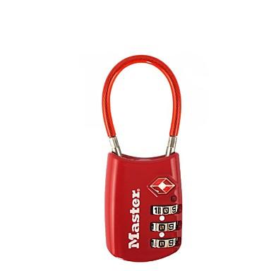 Master Lock 4688mcnd Passwort entsperren Koffer Schloss 3-stellige Passwort Dail Lock Passwort Sperre