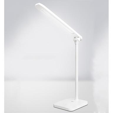 Durata de putere 3 tipuri de culori temperatura lămpi pliabile de birou 48 led lămpi reîncărcabile de masă birou de lectură touch dimmer