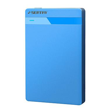 Stoelhds2120-bl mobiele harde schijfdoos zonder schroeven usb2.0 sata blue