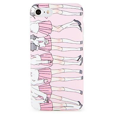 Caz iphone 7 plus iphone 7 cover imd carcasa spate caz sexy desen animat trup moale pentru iPhone Apple 6s plus iphone 6 plus iphone 6s