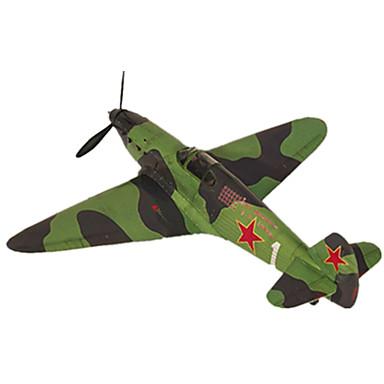 Puzzle 3D Modelul de hârtie Jucarii Pătrat Aeronavă Reparații Hârtie Rigidă pentru Felicitări Ne Specificat Bucăți