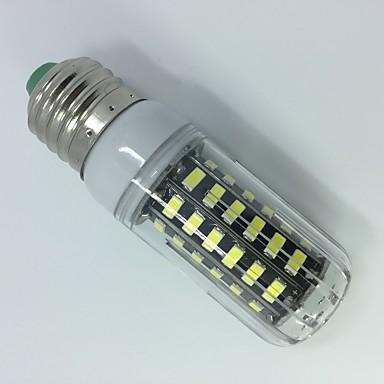 5W E27 Becuri LED Corn T 56 LED-uri SMD 5733 Intensitate Luminoasă Reglabilă Decorativ Alb Cald Alb 500lm 2700-6500K AC 220-240V