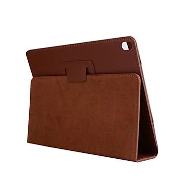 Maska Pentru Apple iPad 4/3/2 iPad Air 2 iPad Air Întoarce Carcasă Telefon Culoare solidă Greu PU piele pentru iPad 4/3/2 iPad Air iPad
