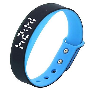 Slimme armbandWaterbestendig Lange stand-by Verbrande calorieën Stappentellers Logboek Oefeningen Sportief Multifunctioneel Informatie