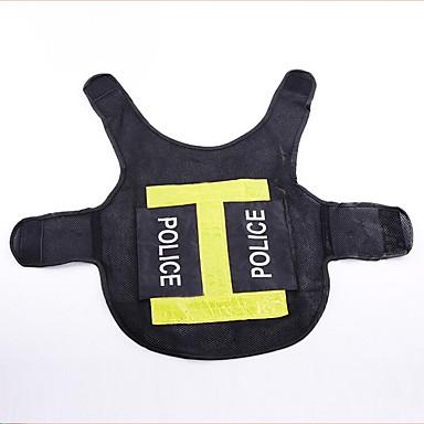 Hond Gilet Hondenkleding Casual/Dagelijks Sport Politie/militair Kostuum Voor huisdieren