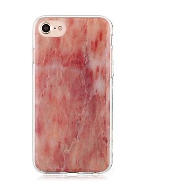 Fall für Apfel iphone 7 plus iphone 7 iphone 6s plus iphone 6s Abdeckung imd Muster rückseitige Abdeckungsfall Marmor weiches tpu