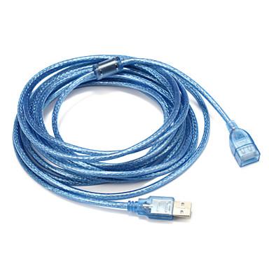 USB 2.0 Adaptor, USB 2.0 to USB 2.0 Adaptor Bărbați-Damă 5.0m (16ft)