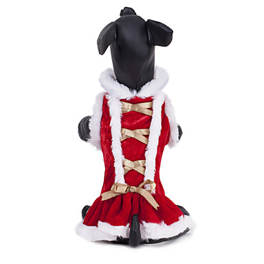 كلب ازياء تنكرية ملابس الكلاب الكوسبلاي أميرة كوستيوم للحيوانات الأليفة