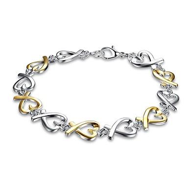 للمرأة أساور السلسلة والوصلة أساور ساحرة مجوهرات تصميم بسيط مجوهرات الأولية المجوهرات الفاخرة أسلوب بسيط موضة عتيقة نمط بوهيميا أسلوب