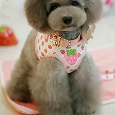 Hond harnassen Lijnen Verstelbaar / Uitschuifbaar Cosplay Nylon Zwart Roze Rood en Roze