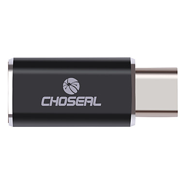 USB 2.0 Typ C Adapter, USB 2.0 Typ C to Micro USB 2.0 Adapter Male - Female