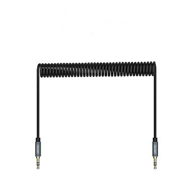 Unitek 3.5mm audio Jack Cablu, 3.5mm audio Jack to 3.5mm audio Jack Cablu Bărbați-Bărbați 1.5M (5ft)
