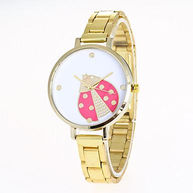 Pentru femei Ceas Sport Ceas Militar Ceas La Modă Ceas de Mână Unic Creative ceas Ceas Casual Quartz Oțel inoxidabil BandăVintage Charm