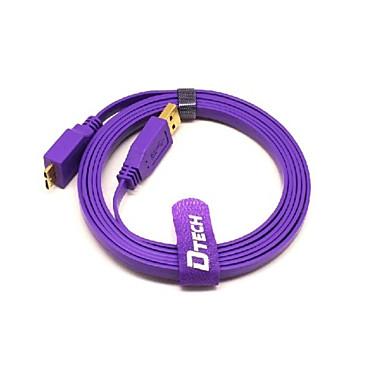 USB 3.0 Kabel, USB 3.0 to USB 3.0 Micro-B Kabel Male - Male 1.8M (6Ft)